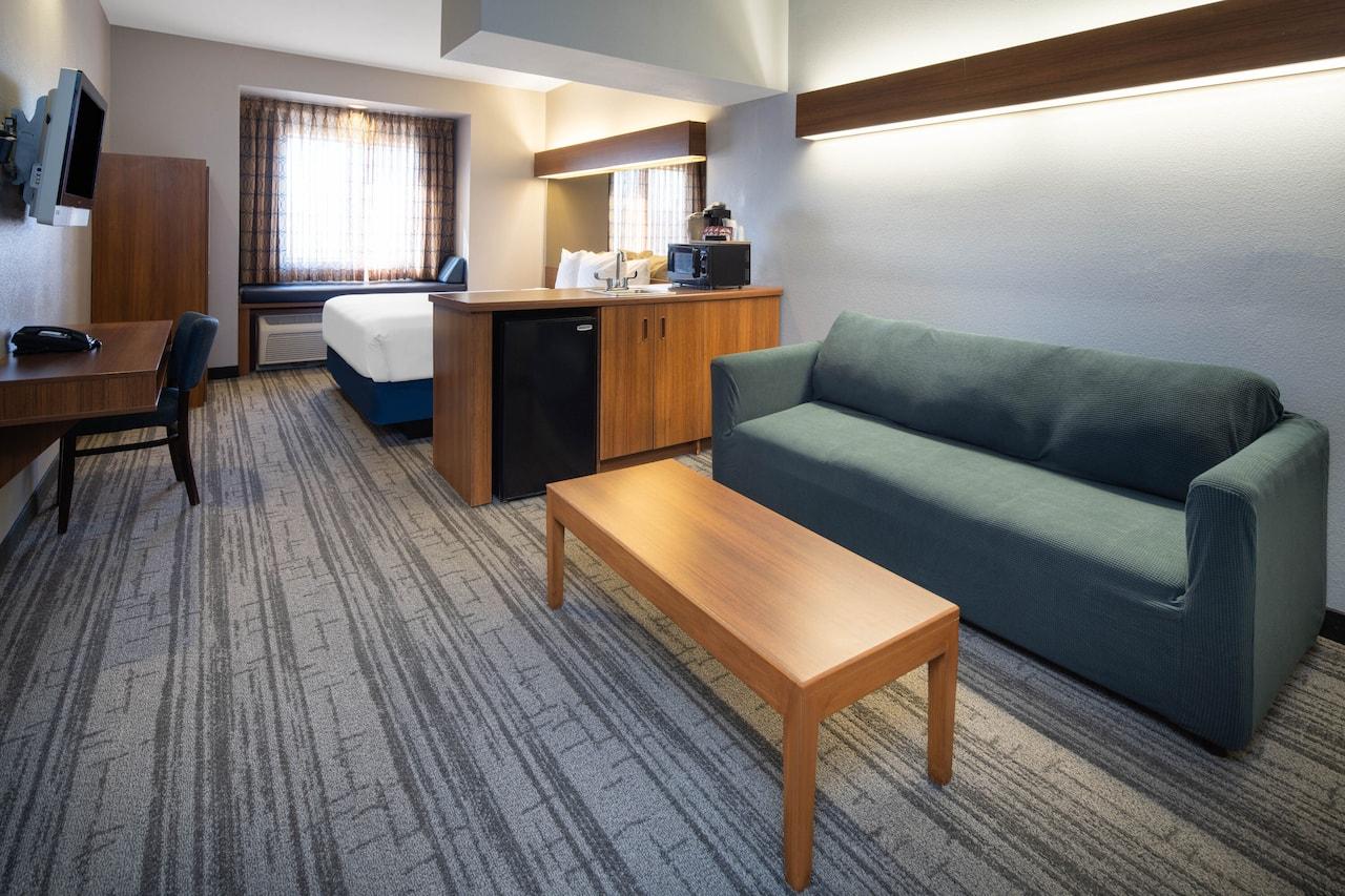 at the Baymont Inn & Suites Las Vegas South Strip in Las Vegas, Nevada