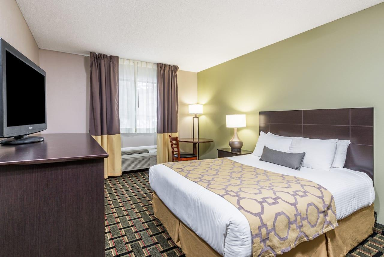 at the Baymont Inn & Suites Cambridge in Cambridge, Ohio