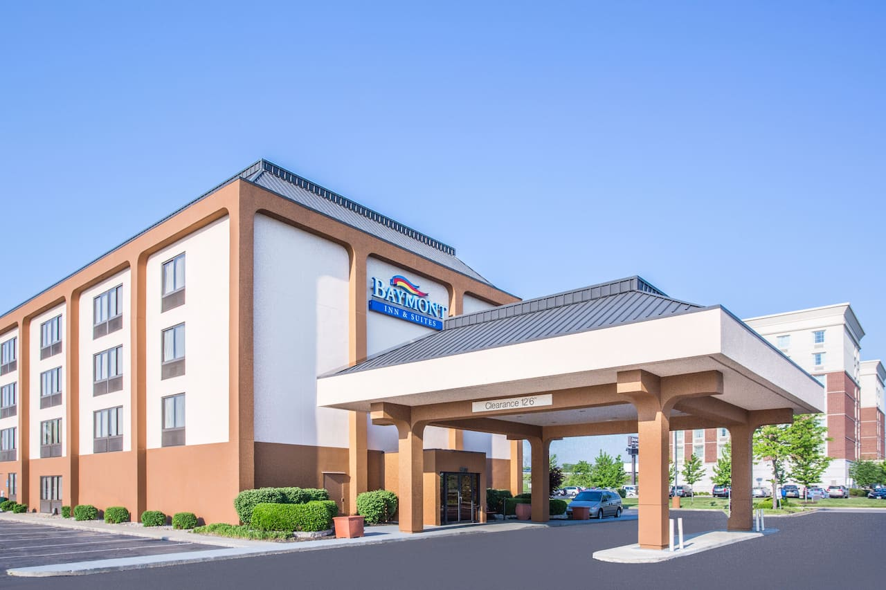 Baymont Inn & Suites Cincinnati in Blue Ash, Ohio