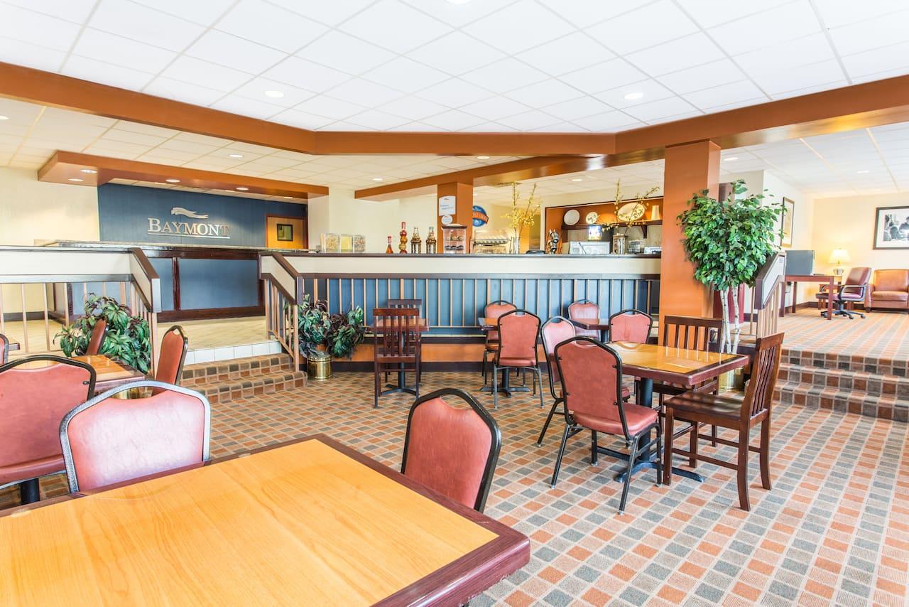 at the Baymont Inn & Suites Cincinnati in Cincinnati, Ohio