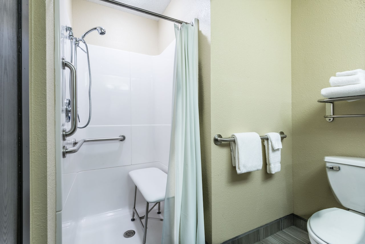 at the Baymont Inn & Suites Copley Akron in Copley, Ohio
