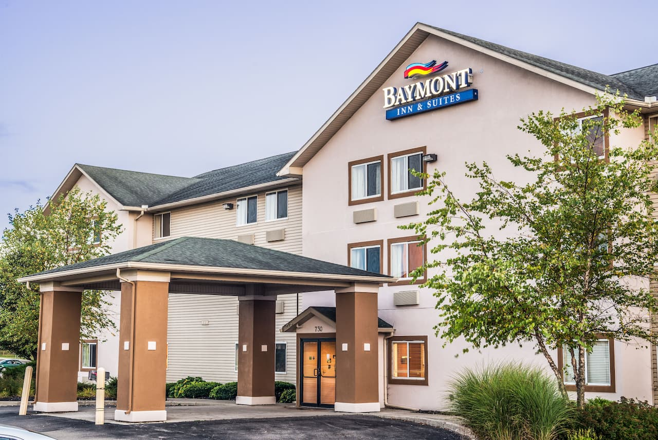 Baymont Inn & Suites Fairborn Wright Patterson AFB in Huber Heights, Ohio