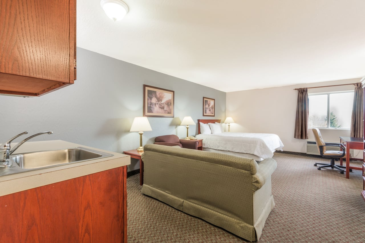 at the Baymont Inn & Suites Fairborn Wright Patterson AFB in Fairborn, Ohio