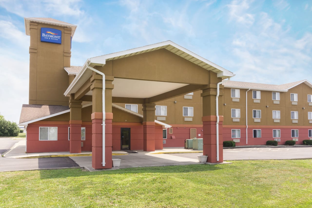 Baymont Inn & Suites Huber Heights Dayton in Wilberforce, Ohio