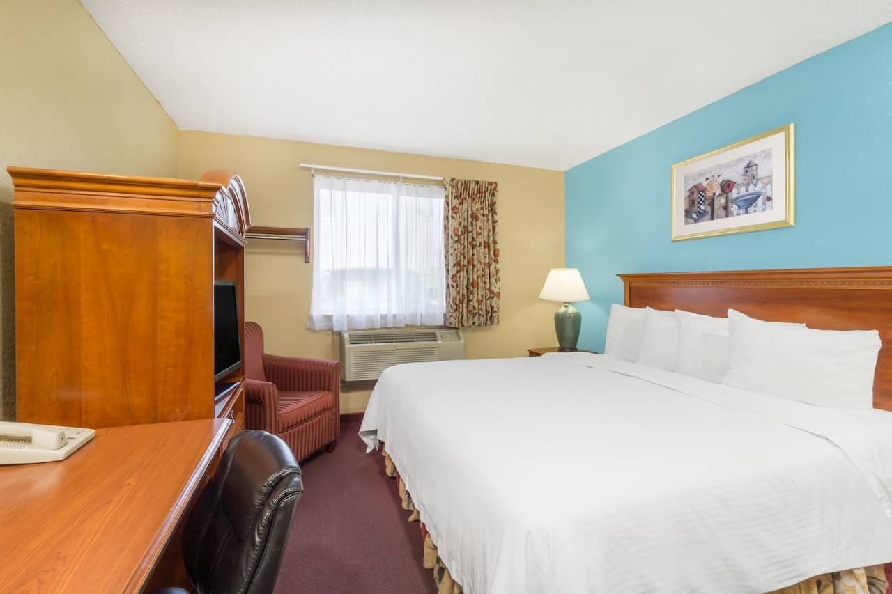 at the Baymont Inn & Suites Huber Heights Dayton in Huber Heights, Ohio
