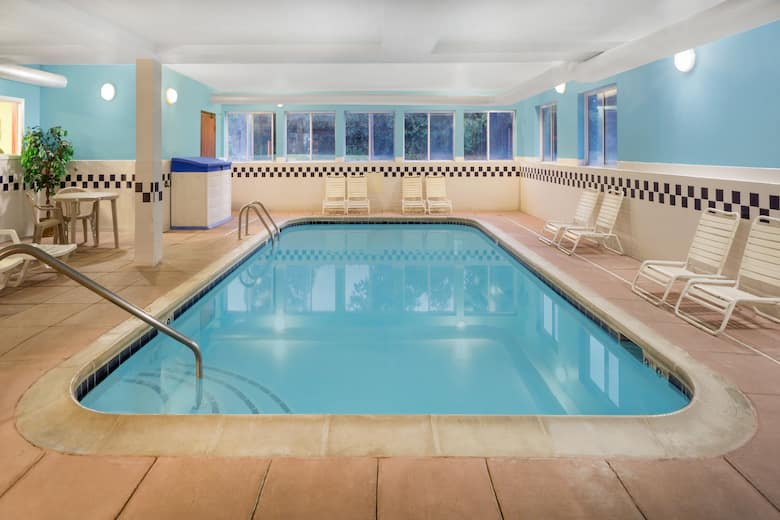 Pool At The Baymont By Wyndham Huber Heights Dayton In Ohio