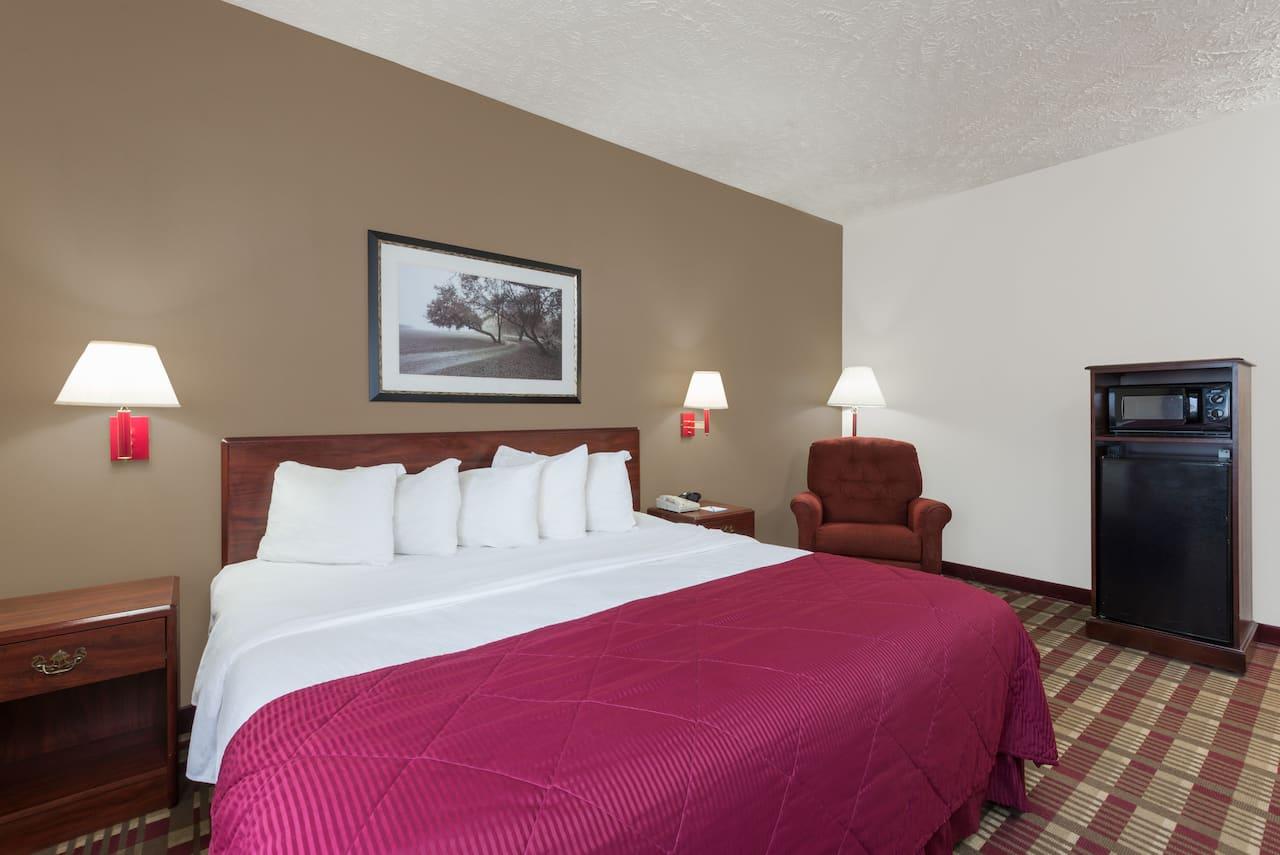 at the Baymont Inn & Suites Boston Heights/Hudson in Hudson, Ohio
