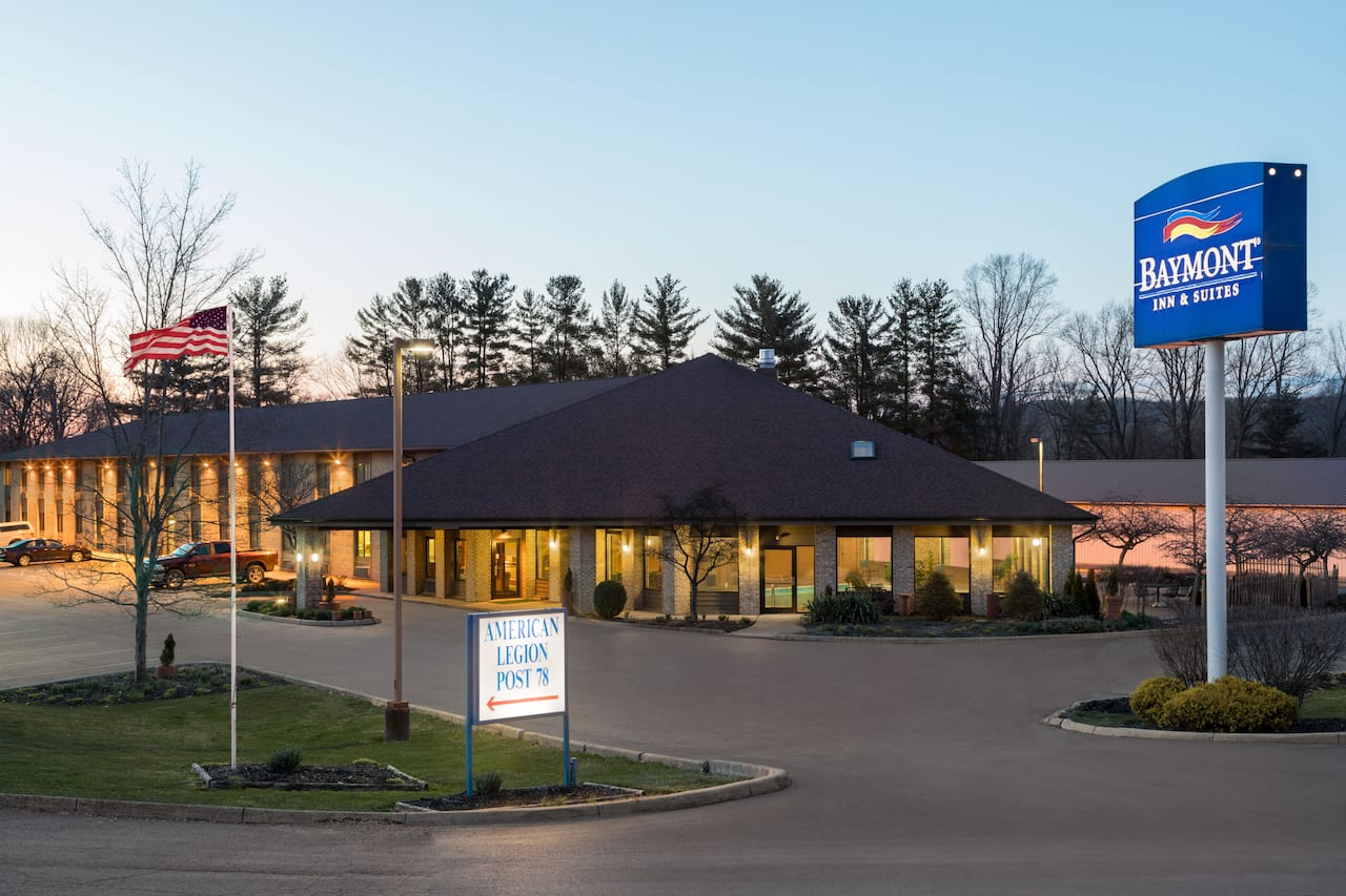 Baymont by Wyndham Logan en Logan, Ohio