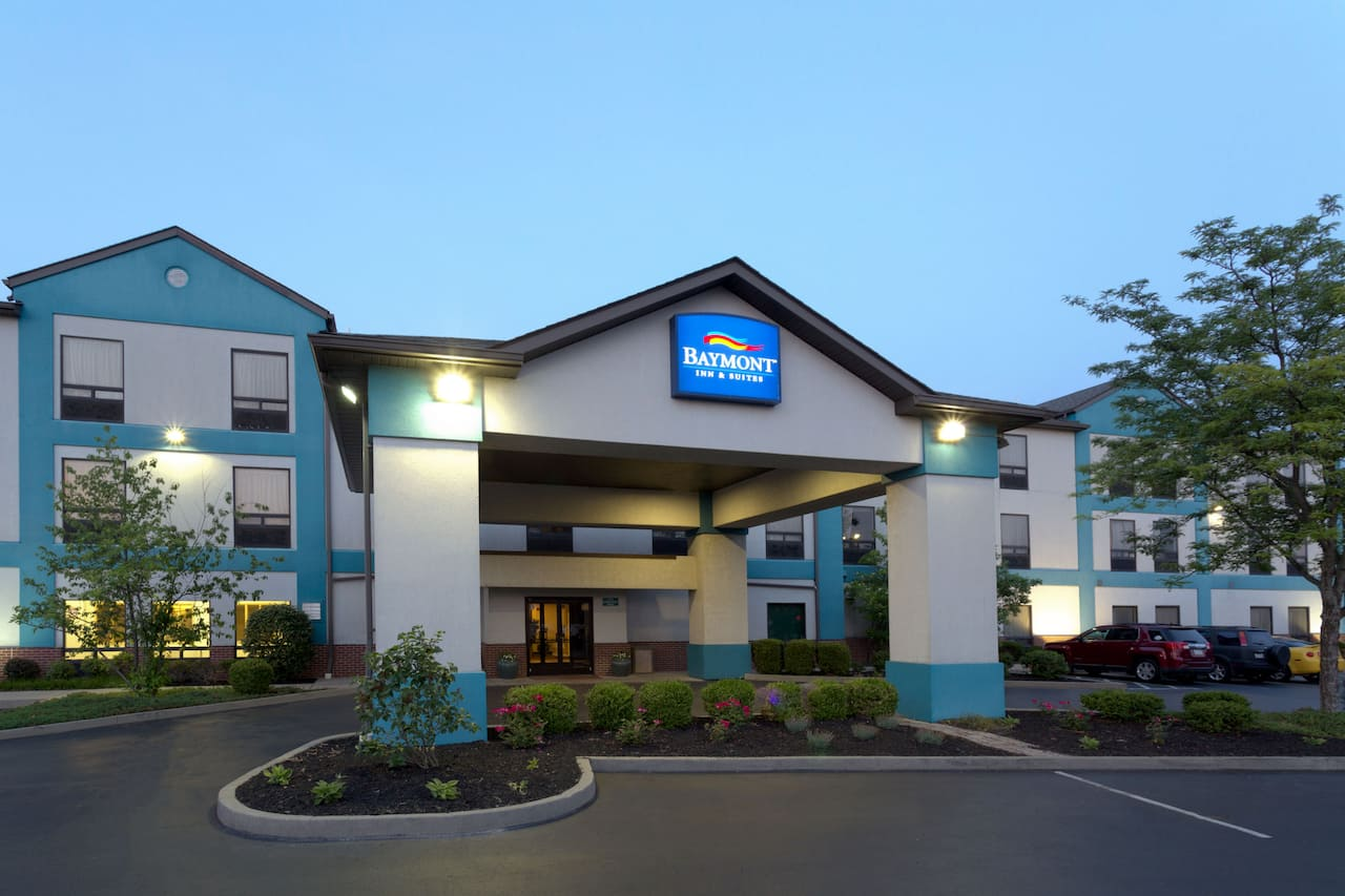 Baymont Inn & Suites Mason in Blue Ash, Ohio