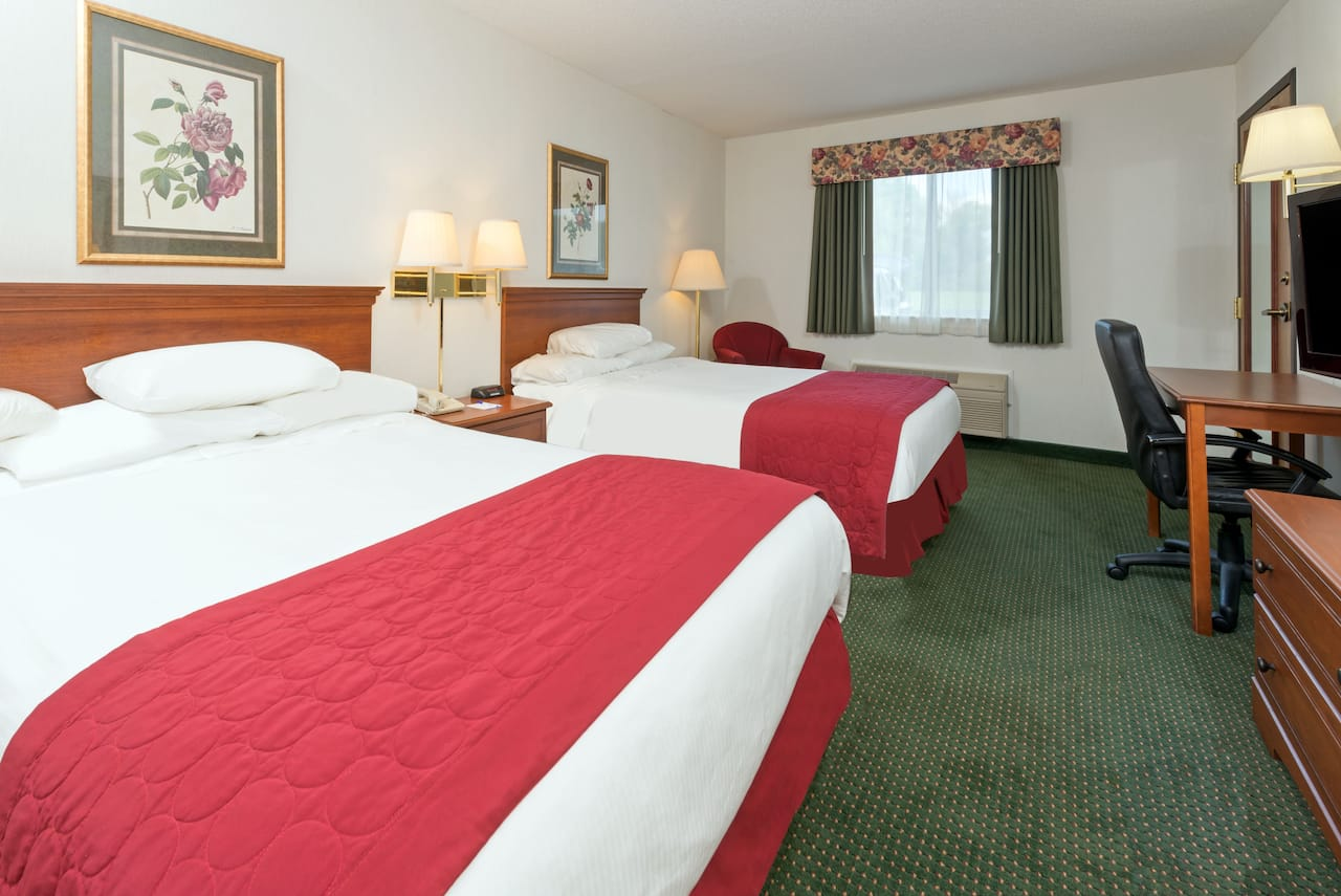 at the Baymont Inn & Suites Oxford in Oxford, Ohio