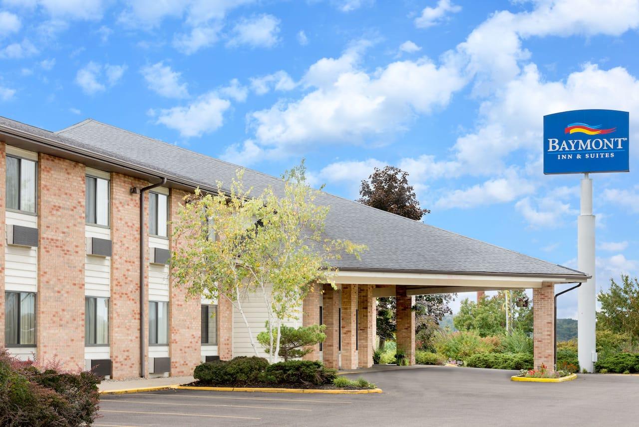 at the Baymont Inn & Suites Zanesville in Zanesville, Ohio