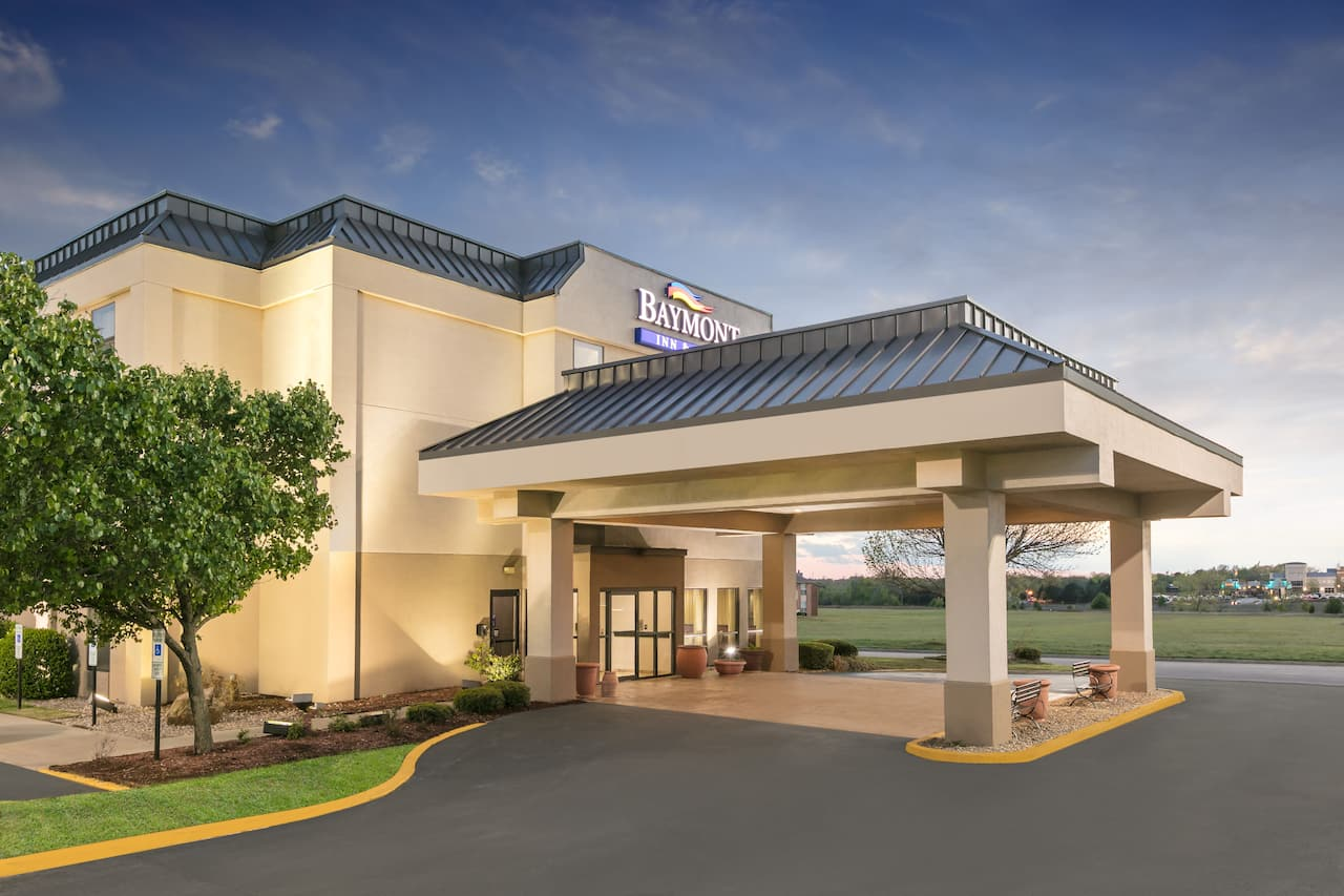 Baymont Inn & Suites Oklahoma City/Quail Springs in  Oklahoma City,  Oklahoma
