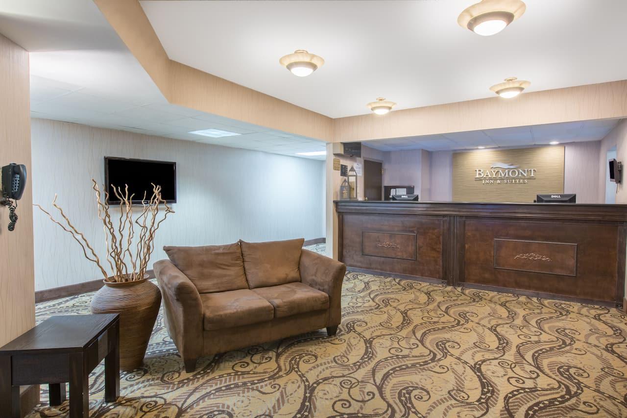 at the Baymont Inn & Suites Bartonsville Poconos in Bartonsville, Pennsylvania