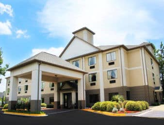 Baymont Inn & Suites Columbia Fort Jackson in Gadsden, South Carolina