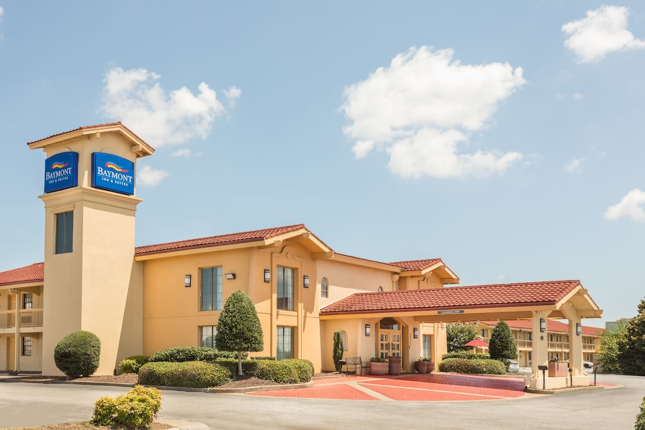 Baymont Inn & Suites Greenville Woodruff Rd in  Spartanburg,  South Carolina