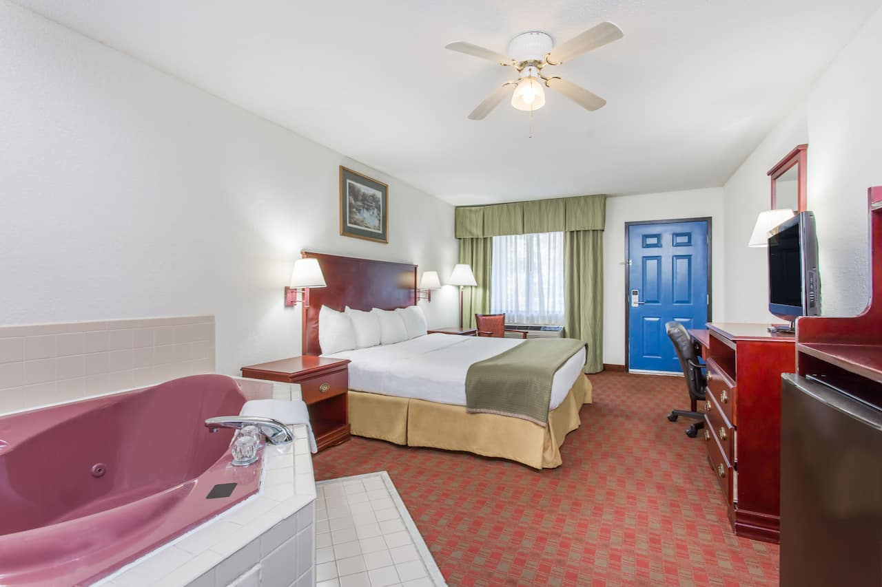 at the Baymont Inn & Suites Manning in Manning, South Carolina