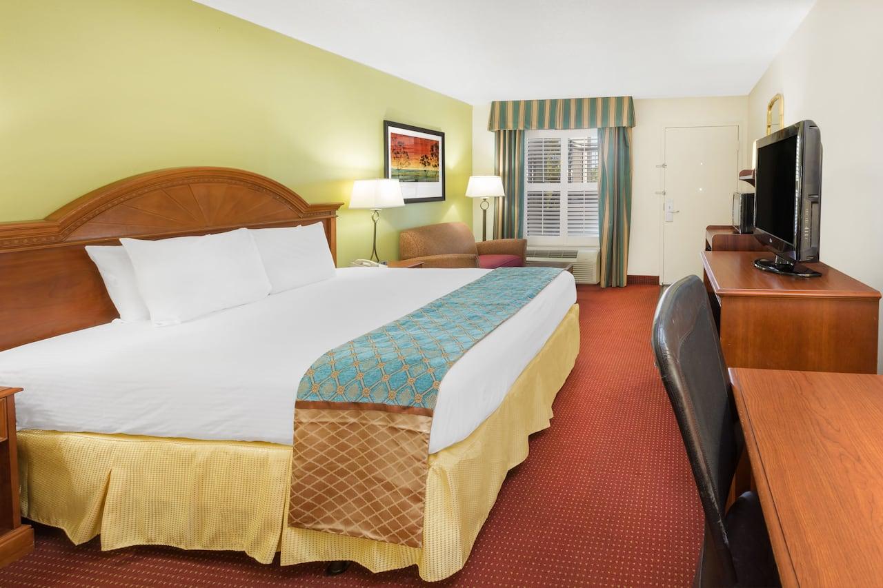 at the Baymont Inn & Suites Orangeburg North in Orangeburg, South Carolina