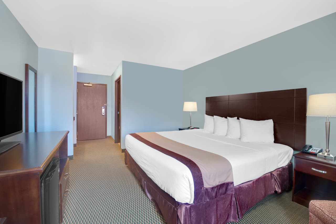 at the Baymont Inn & Suites Rapid City in Rapid City, South Dakota