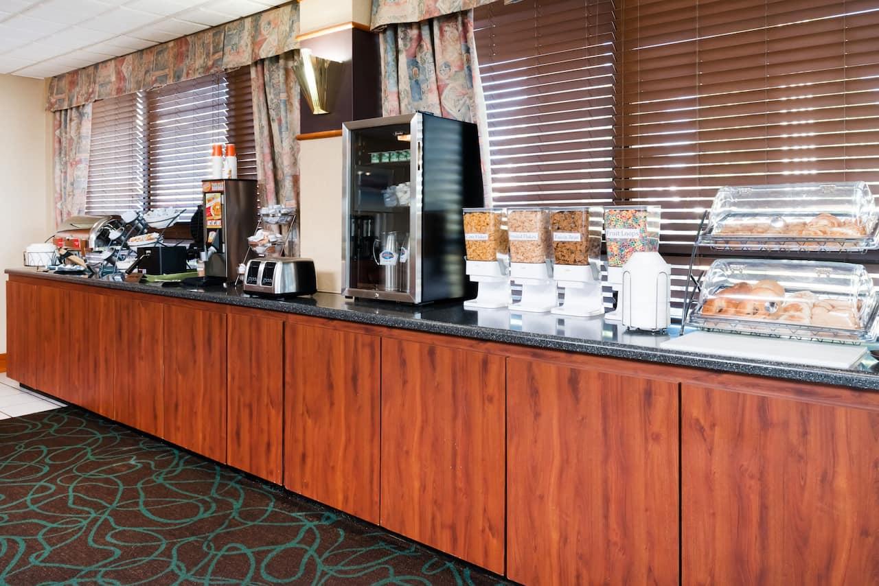 at the Baymont Inn & Suites Clarksville Northeast in Clarksville, Tennessee
