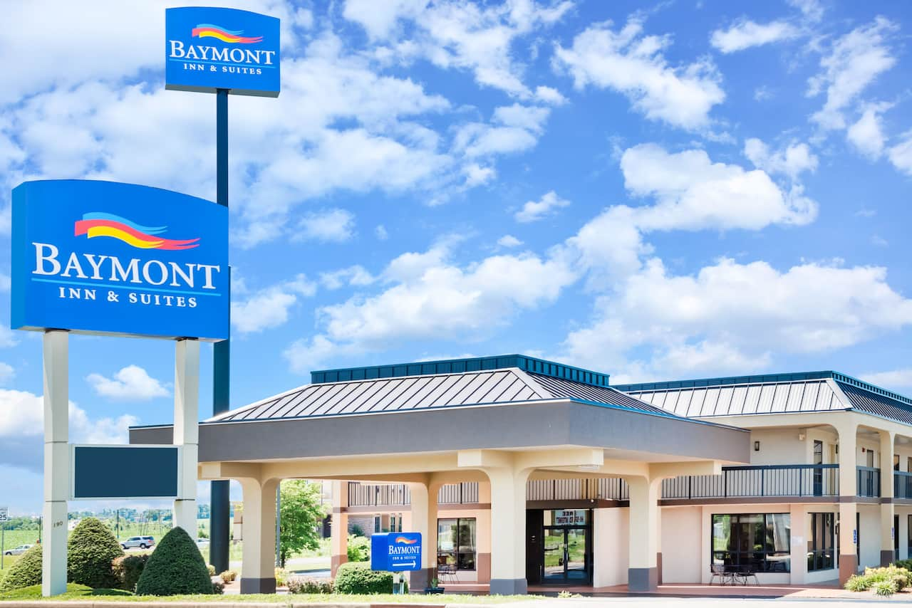 Baymont Inn & Suites Clarksville Northeast in  Clarksville,  Tennessee