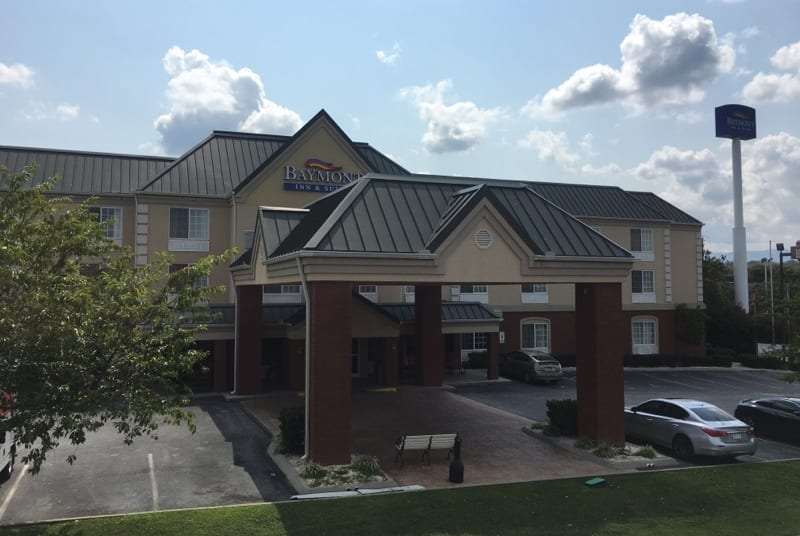 Baymont Inn & Suites Clinton in Clinton, Tennessee