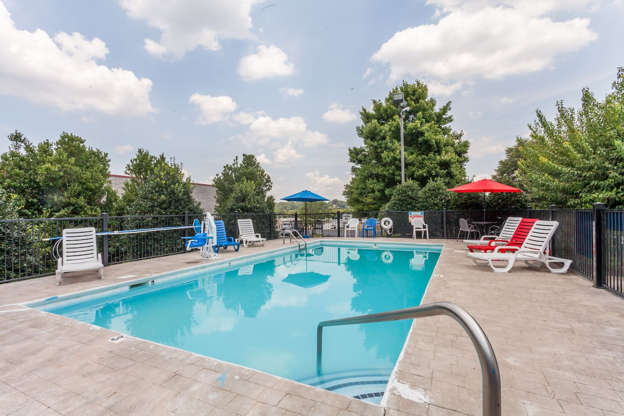 at the Baymont Inn & Suites Columbia Maury in Columbia, Tennessee