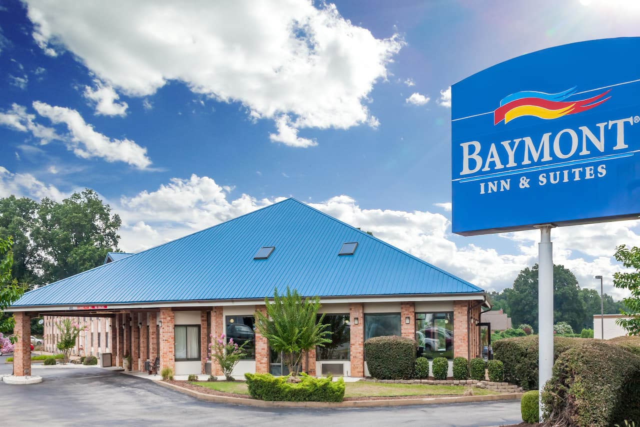 Baymont Inn & Suites Jackson in  Brownsville,  Tennessee