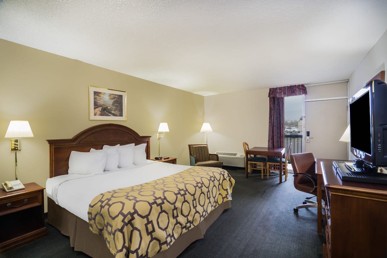 at the Baymont Inn & Suites Johnson City in Johnson City, Tennessee
