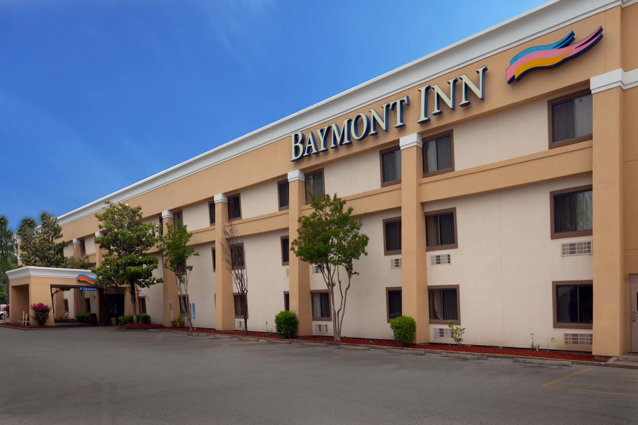 at the Baymont Inn & Suites Memphis East in Memphis, Tennessee