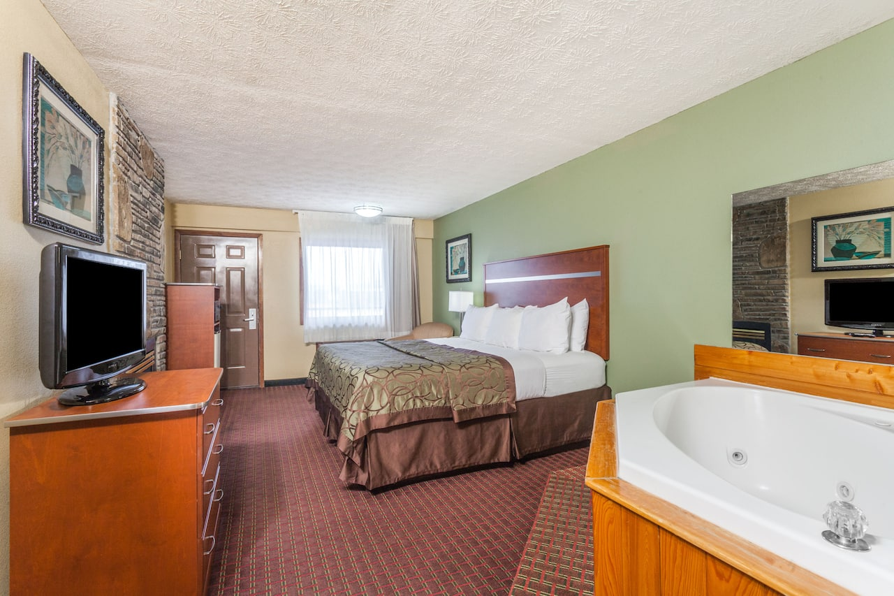 at the Baymont Inn & Suites Pigeon Forge in Pigeon Forge, Tennessee