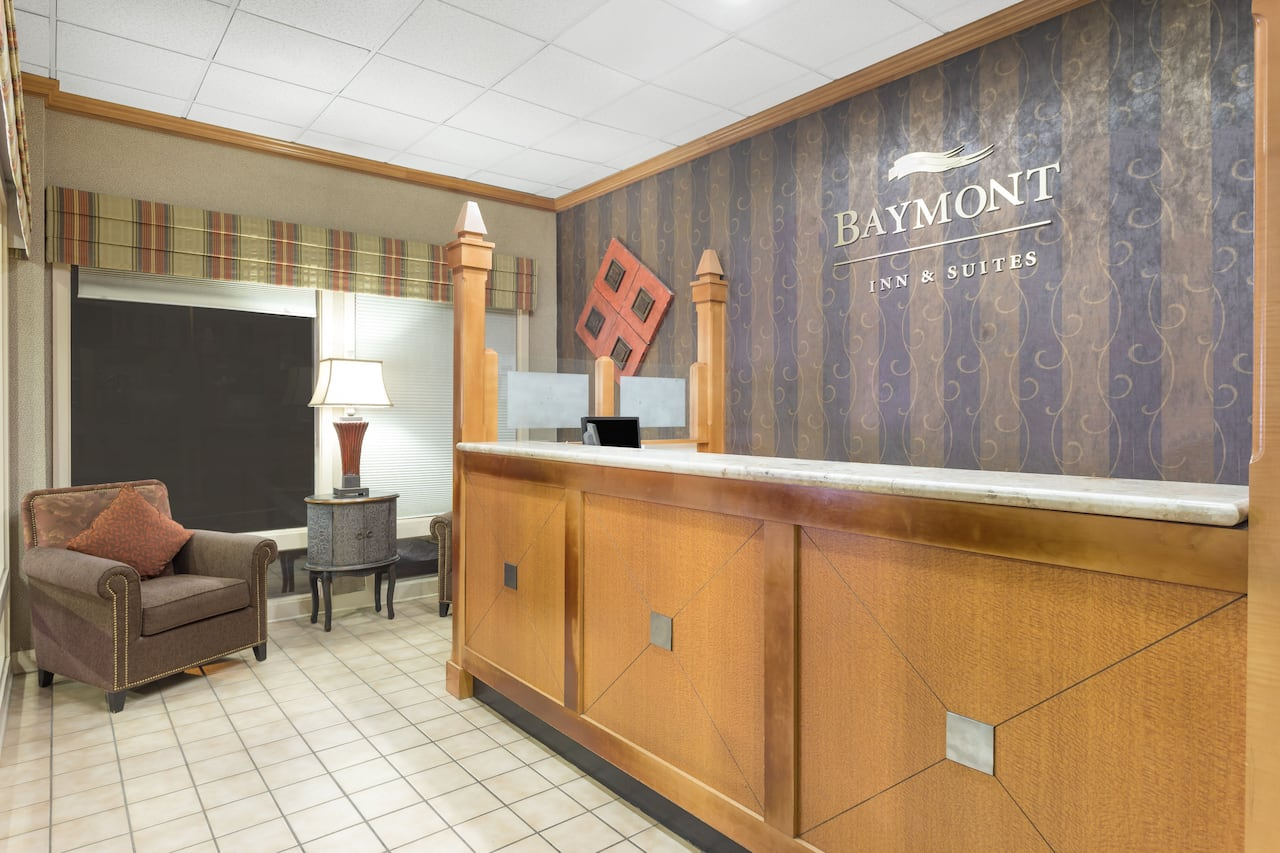 at the Baymont Inn & Suites Sevierville Pigeon Forge in Sevierville, Tennessee