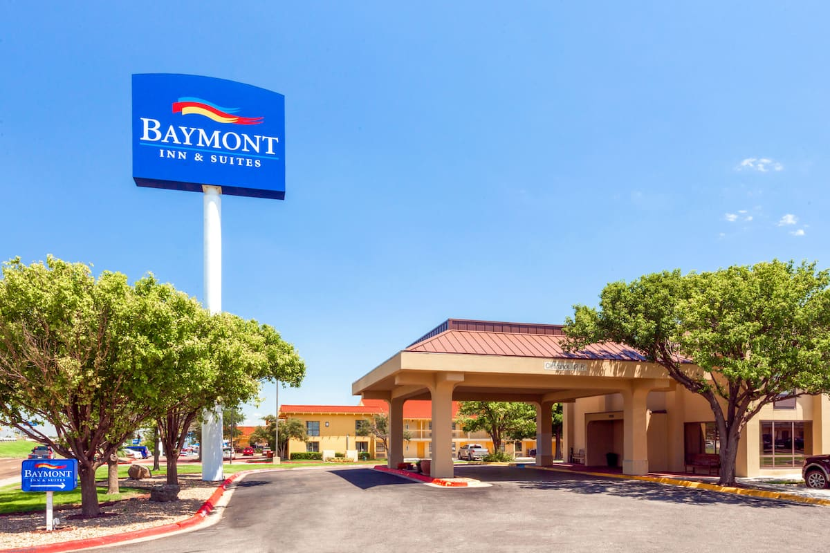 Baymont Inn Suites Amarillo East