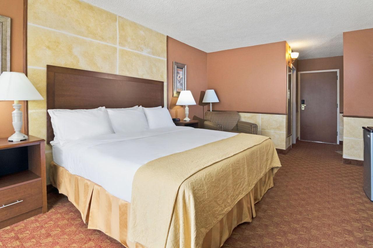 at the Baymont Inn & Suites Austin South in Austin, Texas
