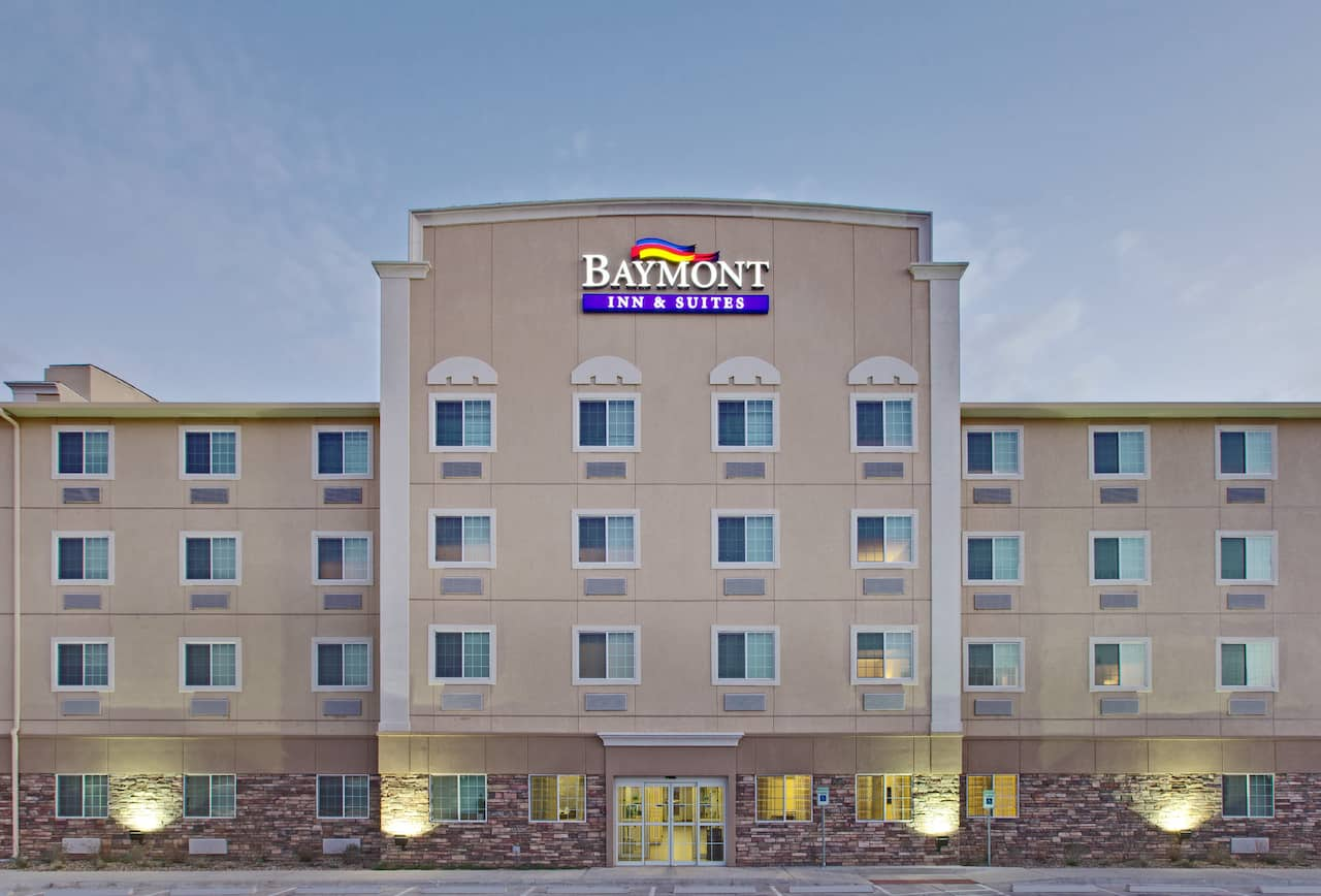 Baymont Inn & Suites Big Spring in Big Spring, Texas