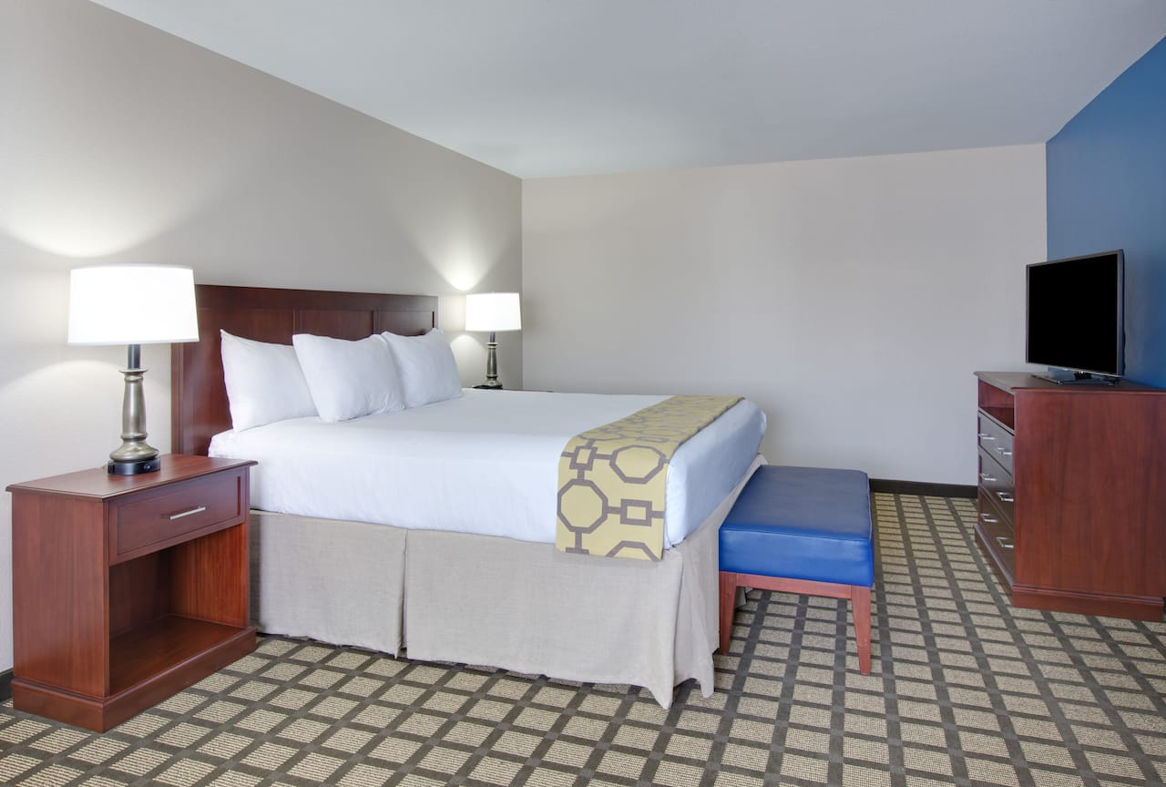 at the Baymont Inn & Suites Big Spring in Big Spring, Texas
