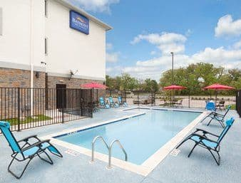 at the Baymont Inn & Suites College Station in College Station, Texas