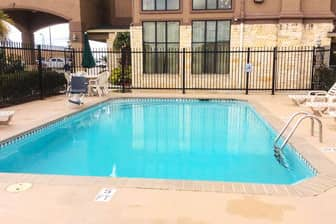 Pool At The Baymont By Wyndham Cuero In Texas