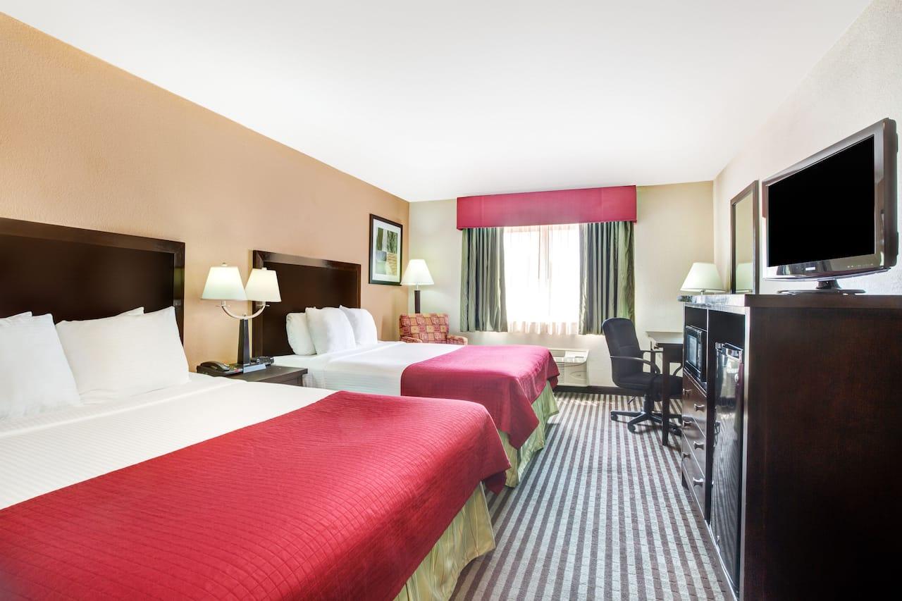 at the Baymont Inn & Suites Dallas/ Love Field in Dallas, Texas