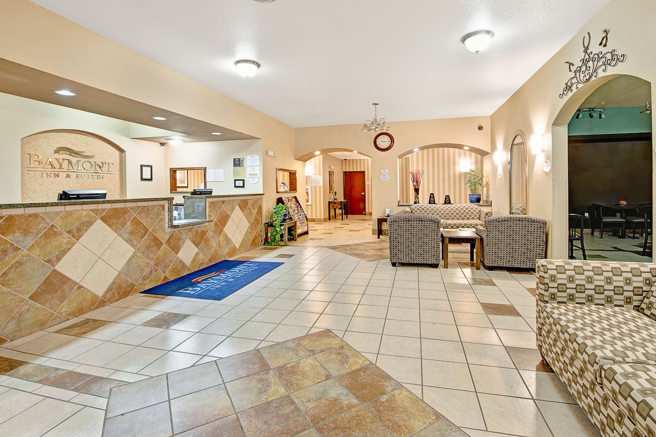 at the Baymont Inn & Suites Decatur in Decatur, Texas