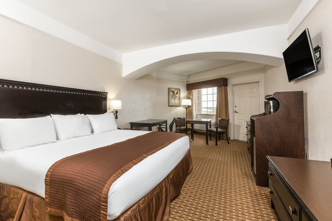 at the Baymont Inn & Suites Galveston in Galveston, Texas
