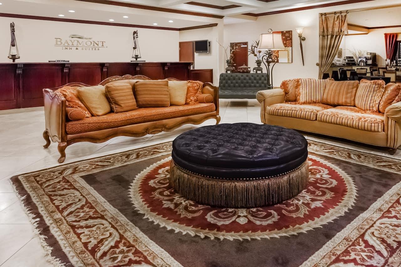 at the Baymont Inn & Suites Henderson in Henderson, Texas