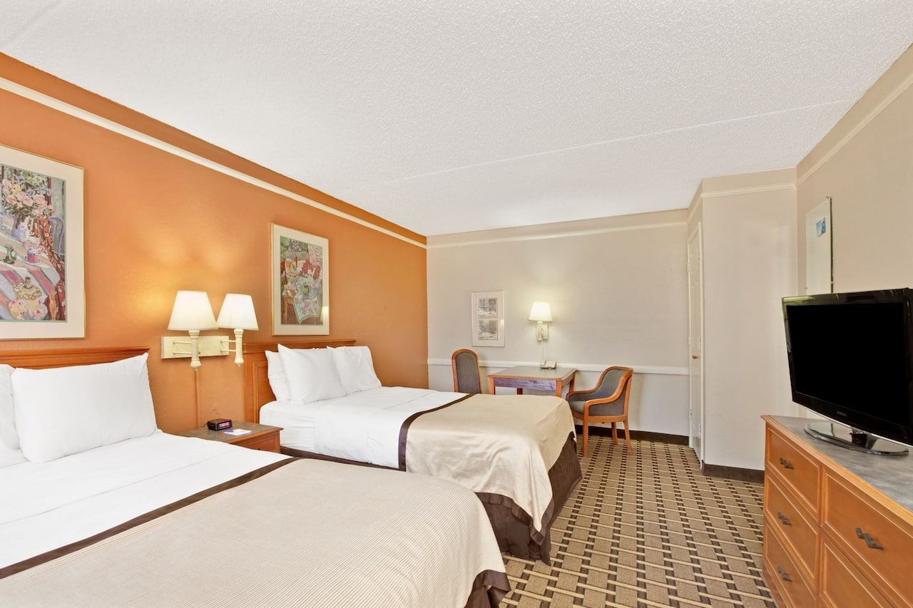at the Baymont Inn & Suites Houston I-45 North in Houston, Texas