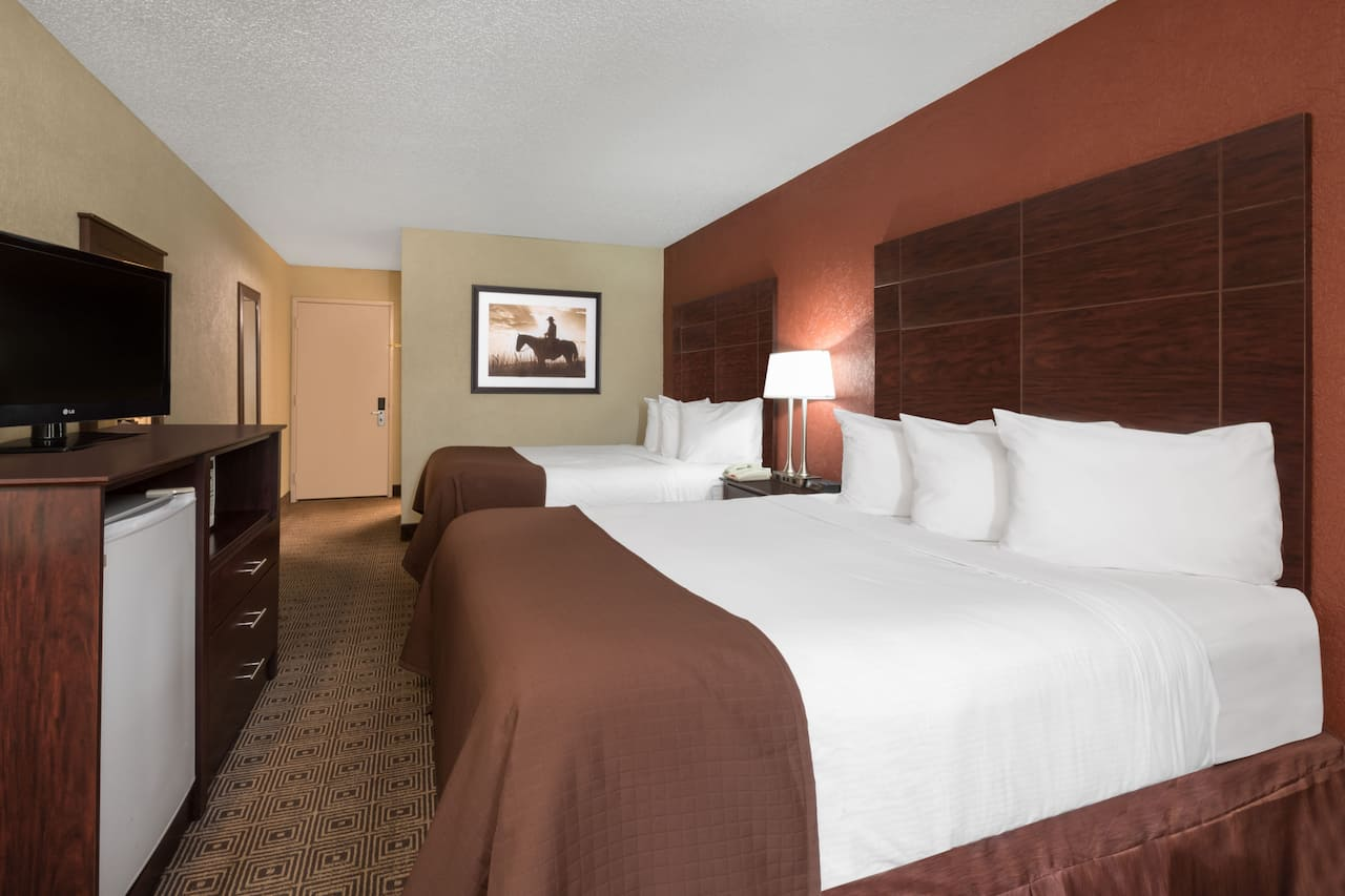 at the Baymont Inn & Suites Midland Airport in Midland, Texas