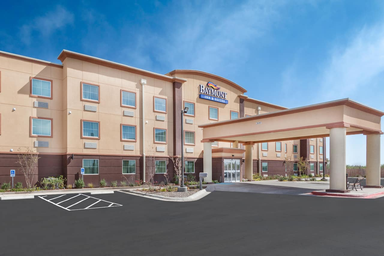 Baymont Inn & Suites Midland Center in Odessa, Texas