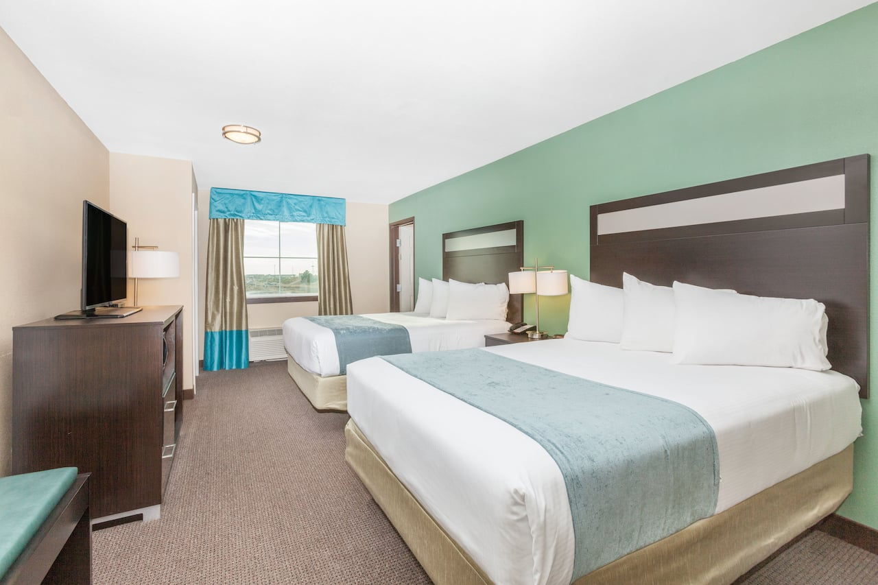 at the Baymont Inn & Suites Midland Center in Midland, Texas