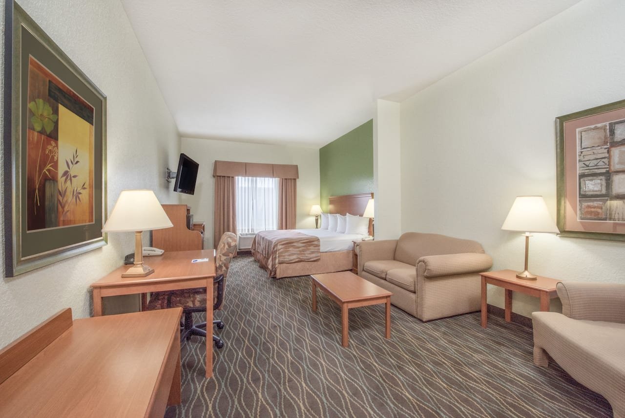 at the Baymont Inn & Suites Pearsall in Pearsall, Texas