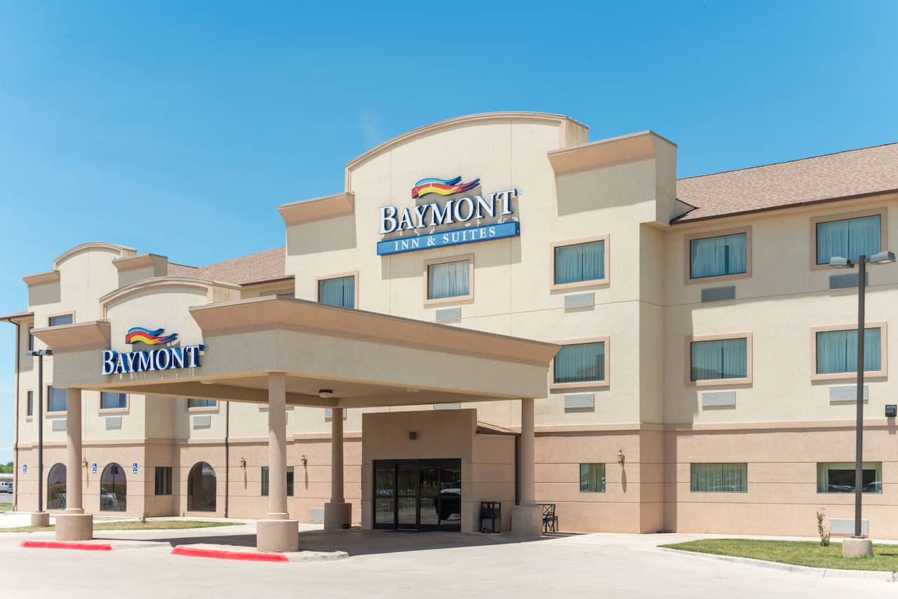 Baymont Inn & Suites Perryton in Perryton, Texas