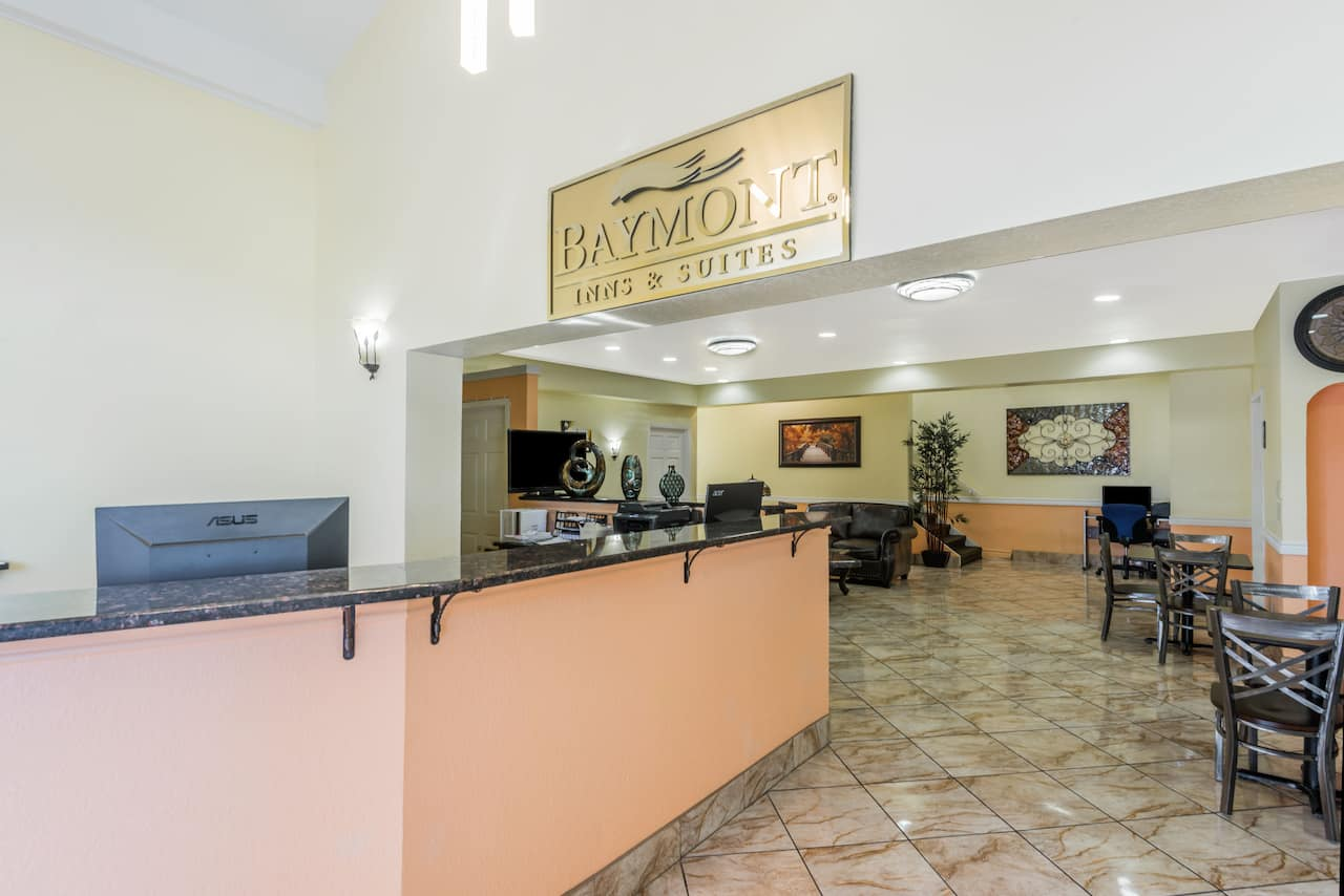 at the Baymont Inn & Suites San Antonio Near South Texas Medical Ce in San Antonio, Texas
