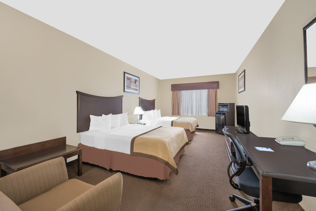 at the Baymont Inn & Suites Snyder in Snyder, Texas