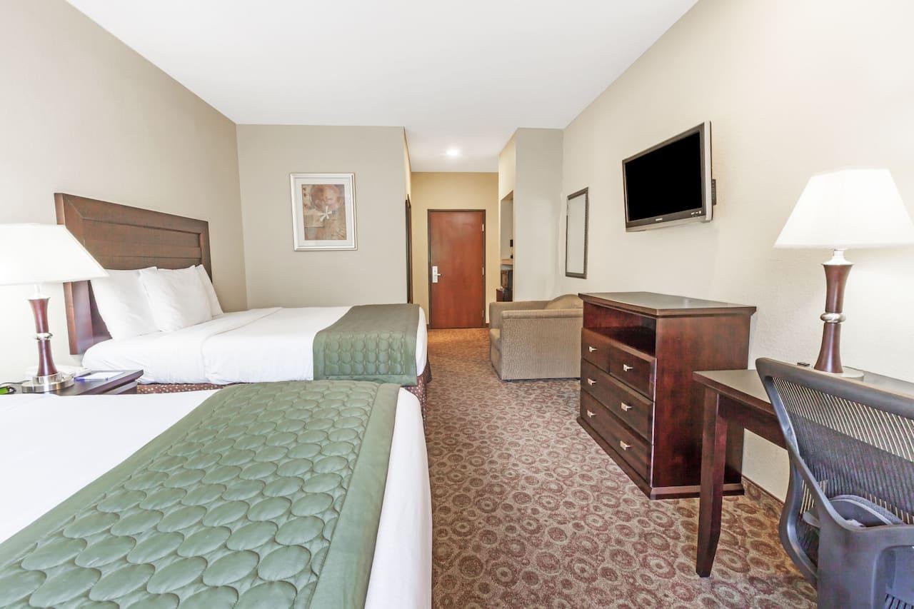 at the Baymont Inn & Suites Tyler in Tyler, Texas